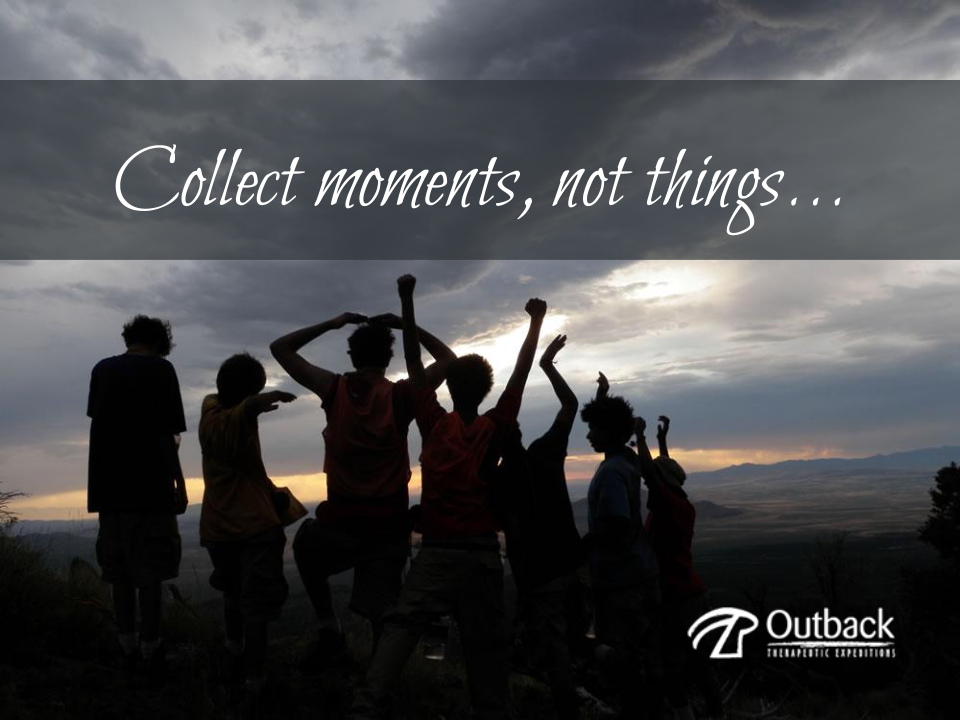 collect moments