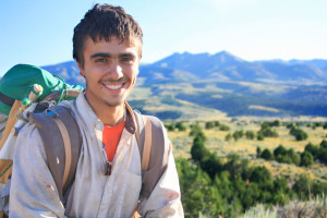 troubled teen in wilderness therapy