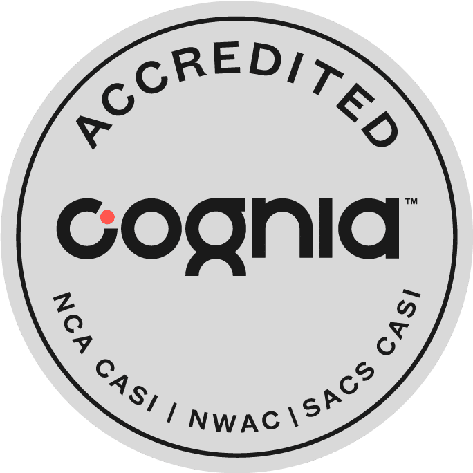 Academics accredited by Cognia | Outback Wilderness Therapy